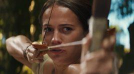 Segundo tráiler de la nueva cinta de Tomb Raider de Alicia Vikander