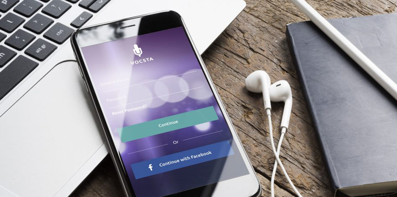 La aplicación Vocsta te premiará si creas una canción de amor