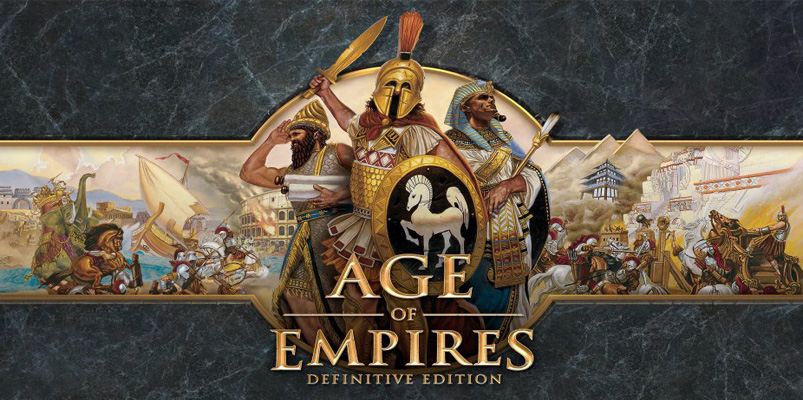 Age of Empires: Definitive Edition listo para Windows 10