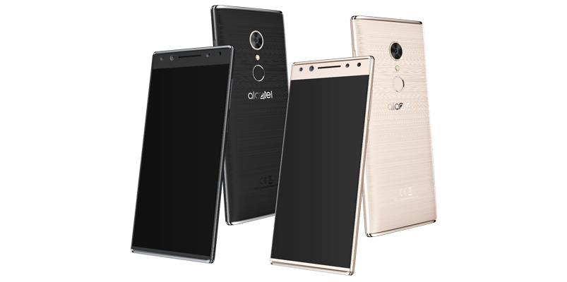 Alcatel 5 se presentó en Mobile World Congress 2018