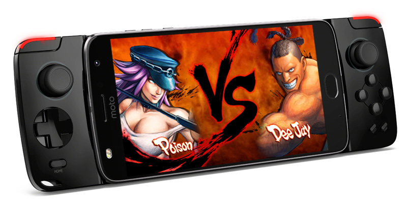 Android Street Fighter IV Champion Edition