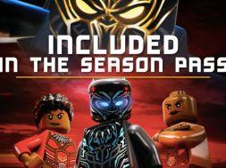 DLC de Black Panther PS4