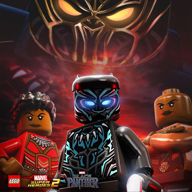 DLC de Black Panther Xbox
