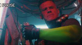 Cable y nuevos amigos en el primer tráiler de Deadpool 2