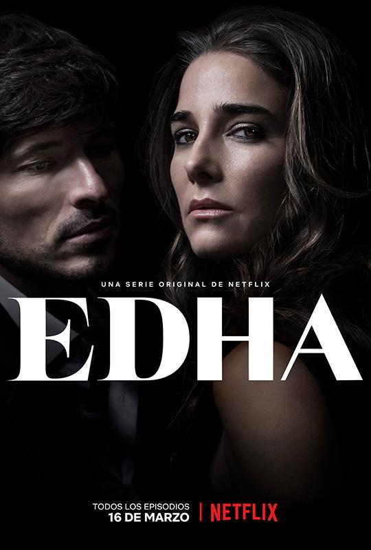 Edha Netflix marzo 2018 poster