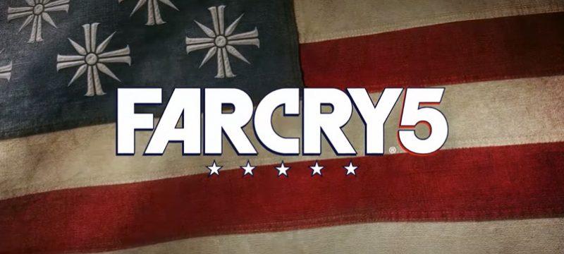 Far Cry 5 sonido