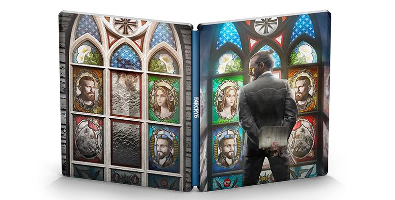 Father Collectors Edition de Far Cry 5 steelbook