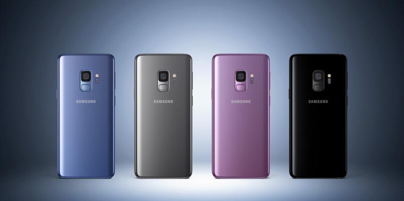El nuevo Samsung Galaxy S9, se presentó en #MWC2018