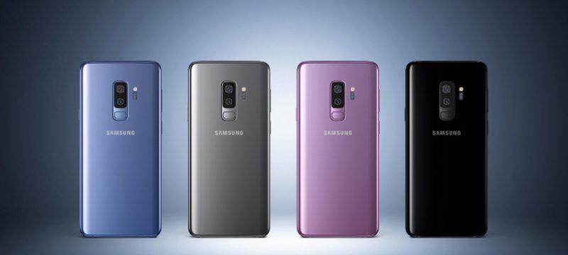 Galaxy S9 Plus MWC2018