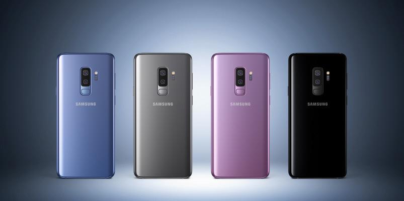 Galaxy S9 Plus, lo mejor de Samsung para el #MWC2018