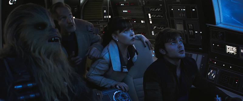 Han Solo Una Historia de Star Wars trailer 1