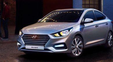 Hyundai Accent ventas enero 2018