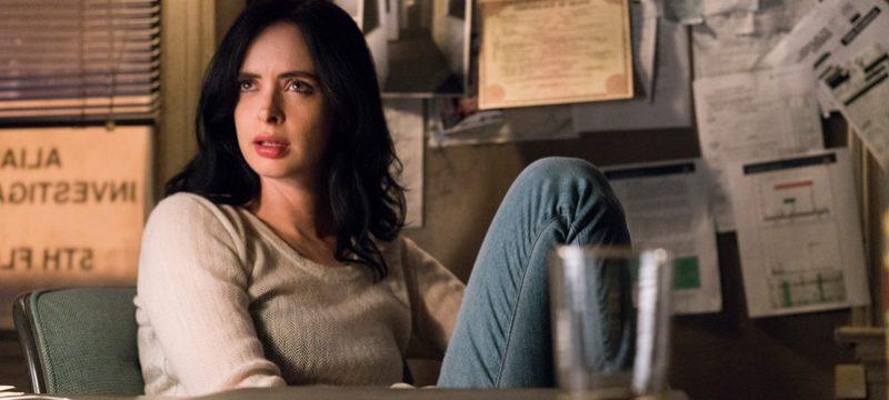 Jessica Jones Netflix marzo 2018