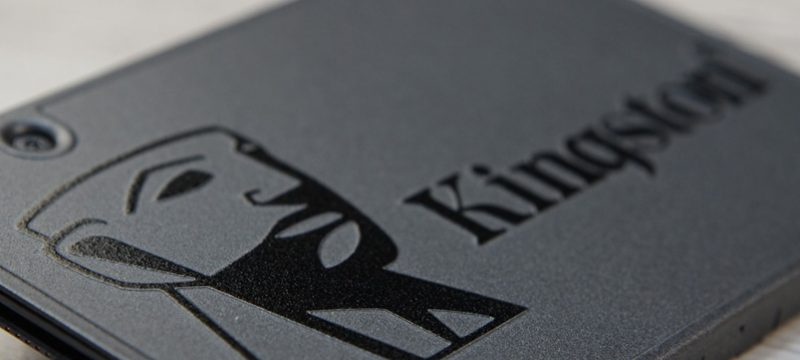 Kingston rendimiento SSD