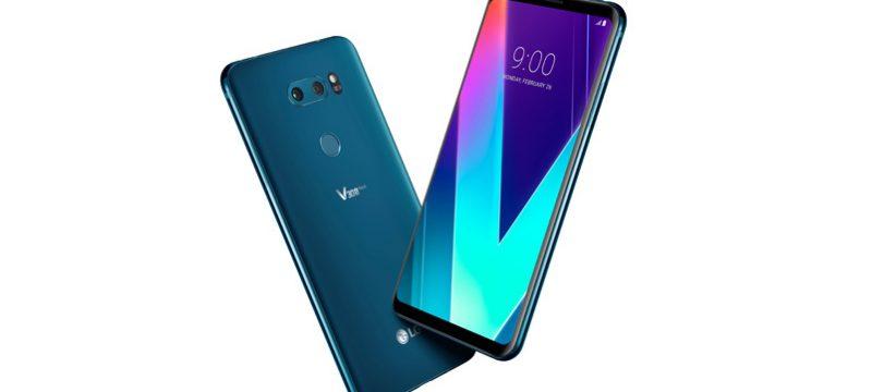 MWC2018 LG V30S ThinQ