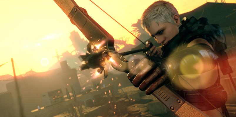Metal Gear Survive disponible para Xbox One y PlayStation 4