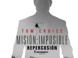 Mision: Imposible Repercusión poster