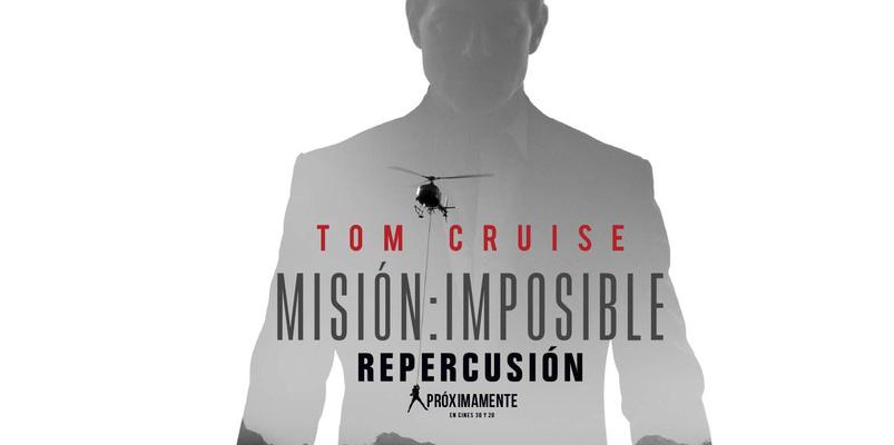 Misión: Imposible – Repercusión se estrena el 27 de julio