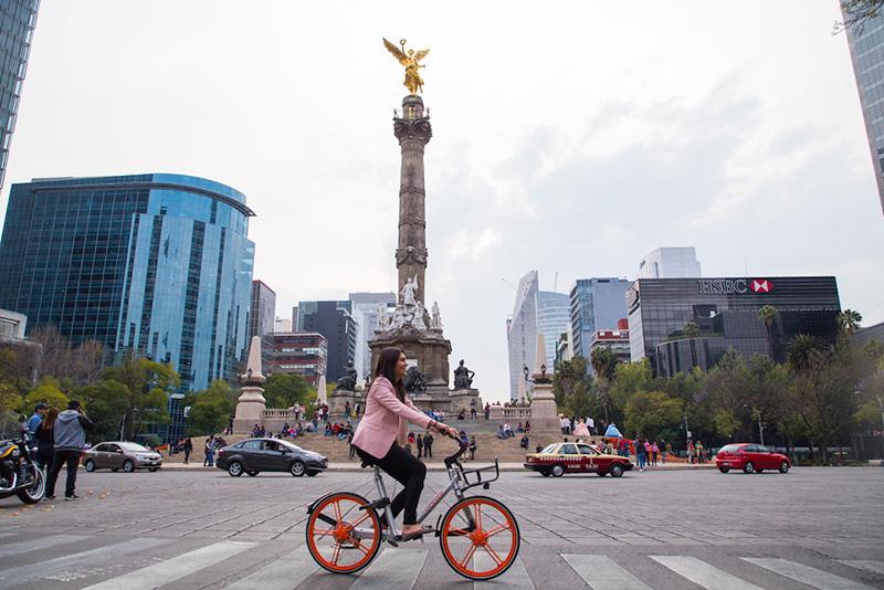 Mobike Miguel Hidalgo