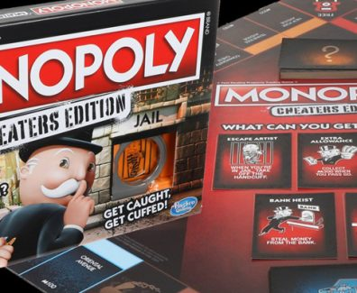 Monopoly Cheaters Mexico 2018