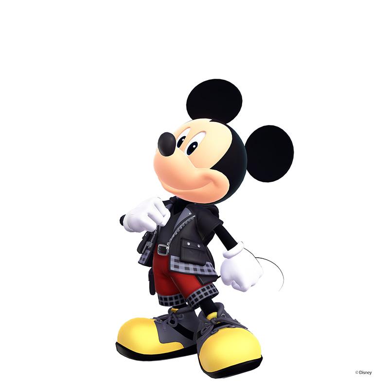 Monsters Inc Kingdom Hearts III Mickey