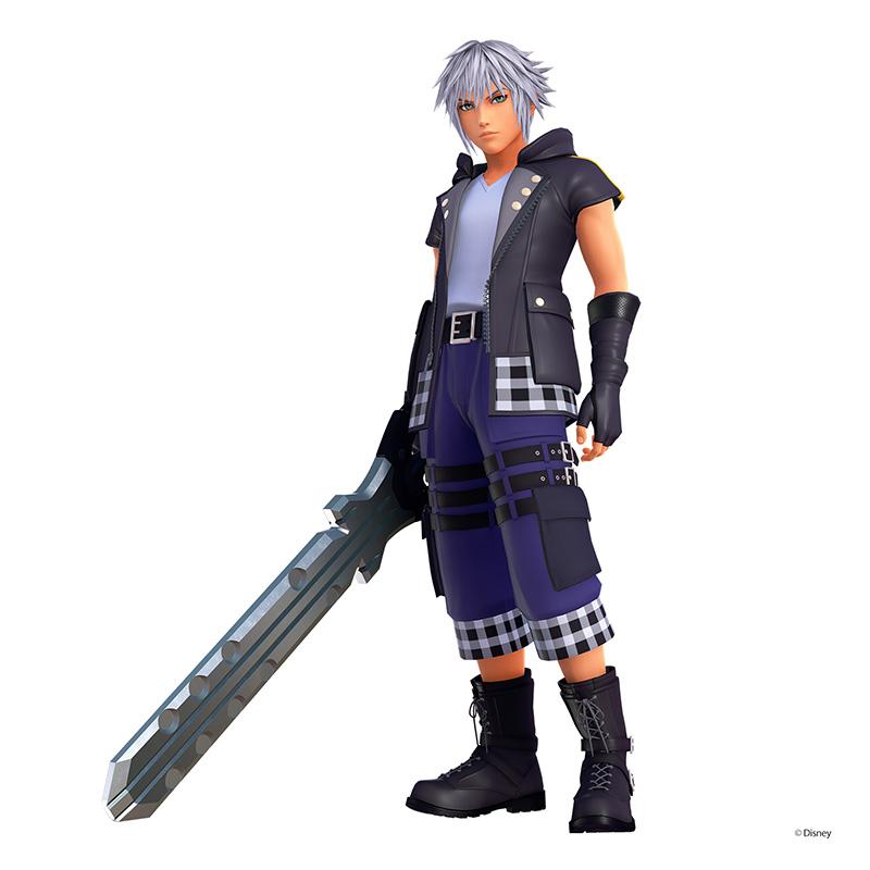Monsters Inc Kingdom Hearts III Riku