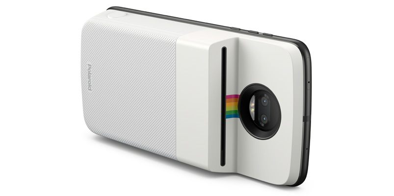 Polaroid Insta-Share Printer Moto Mod Mexico
