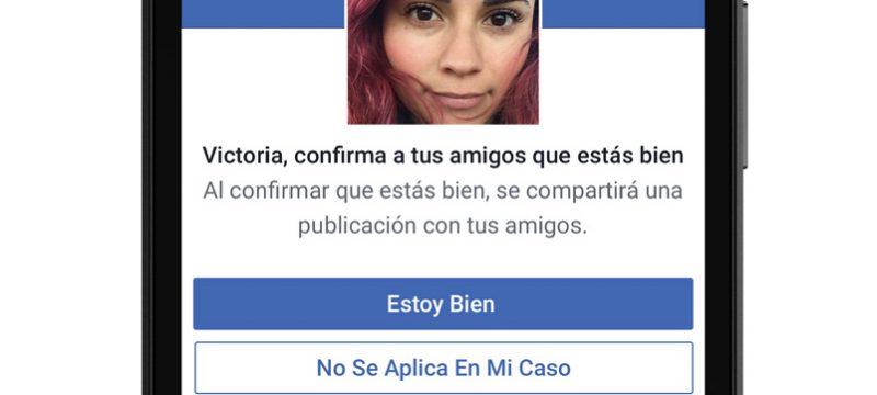 Safety Check Facebook Lite