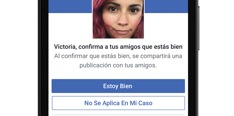 Safety Check ya está disponible para usuarios de Facebook Lite