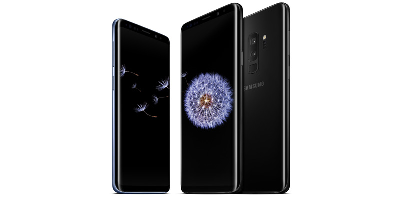 Samsung Galaxy S9 Plus MWC2018