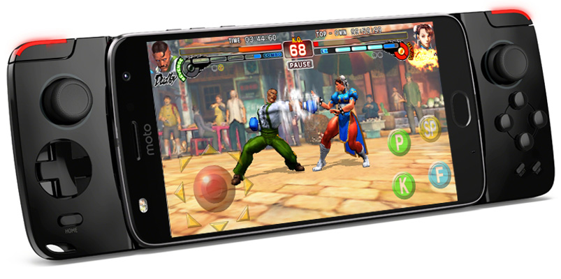 Street Fighter IV: Champion Edition listo para Android