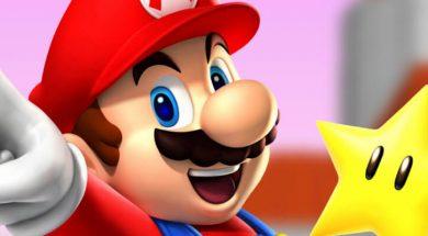 Super Mario cinta animada