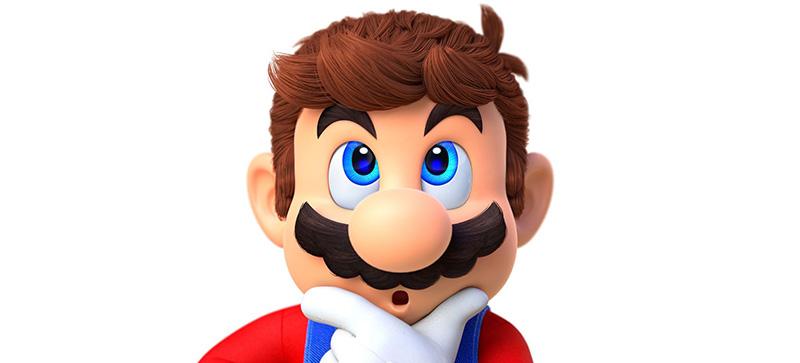 Super Mario cinta  animada Universal