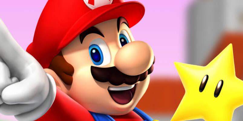 Nintendo anunció que tendremos una cinta animada de Super Mario