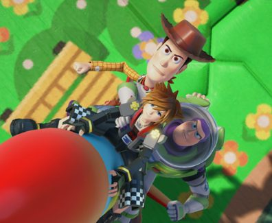 Toy Story Kingdom Hearts III