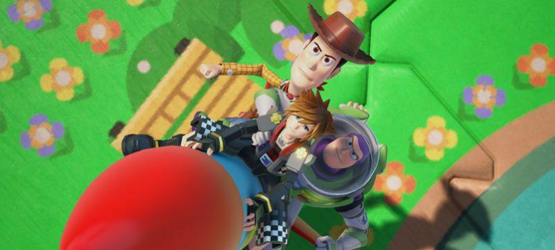 Toy Story Kingdom Hearts III