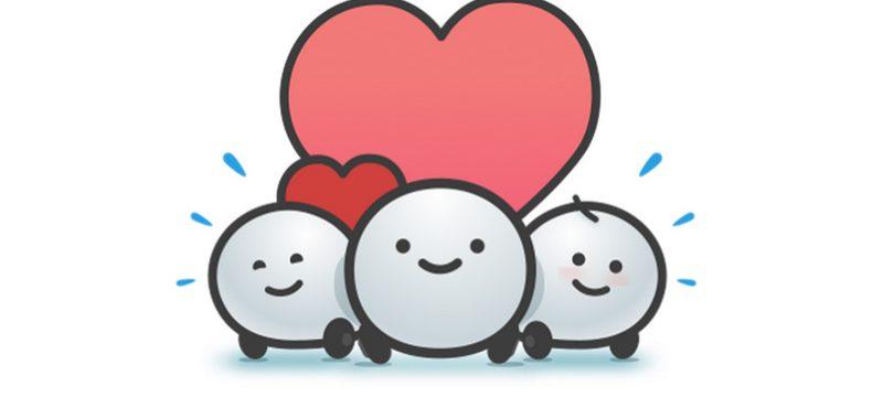Waze San Valentin
