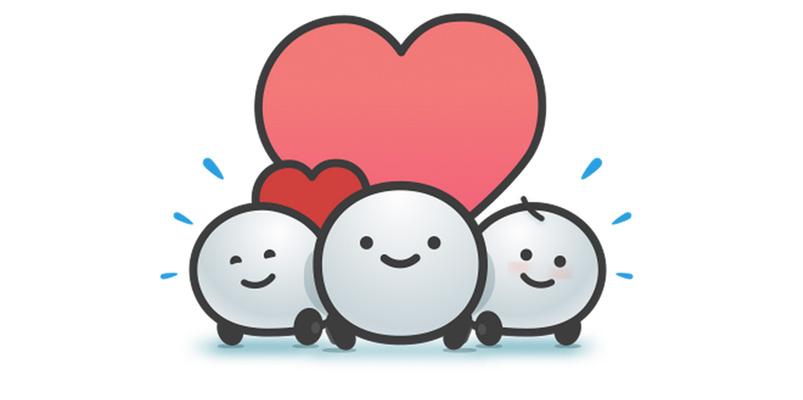 Celebra el día de San Valentín con ayuda de Waze