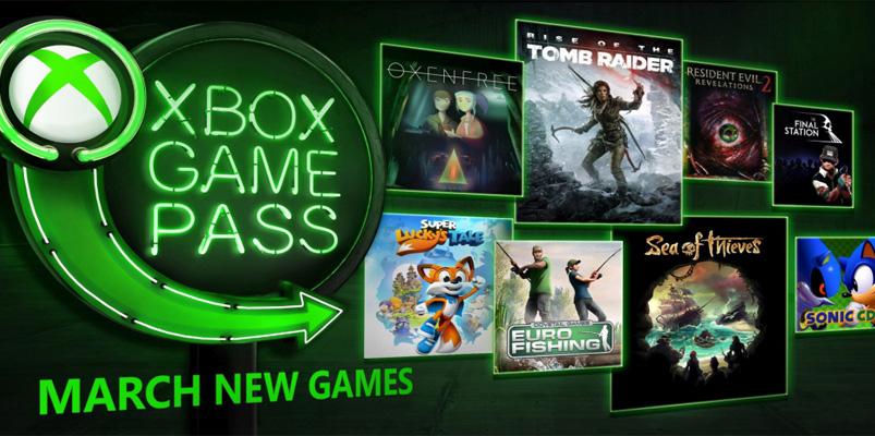 Los ocho juegos que llegan a Xbox Game Pass en marzo 2018