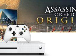 Xbox One S 500GB descuento