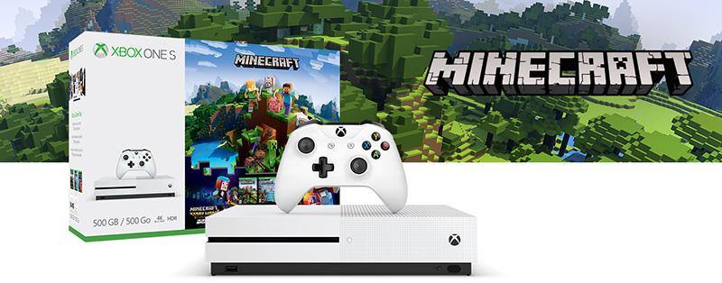 Xbox One S 500GB descuento mexico