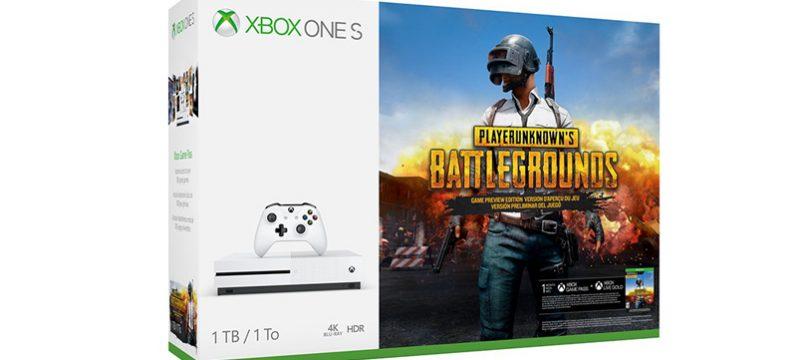 Xbox One S PlayerUnknowns Battlegrounds
