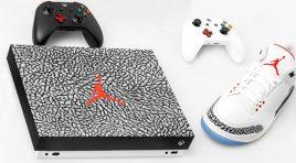 Conoce los Xbox One X inspirados en los tenis de Michael Jordan