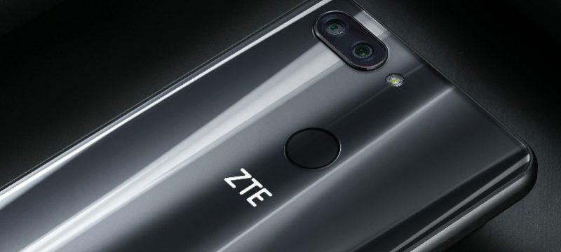 ZTE Blade V9 MWC2018