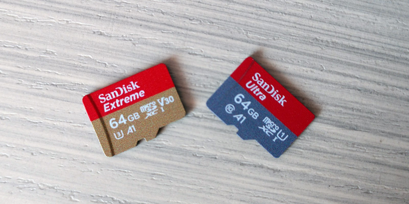 microSD SanDisk A1 Extreme