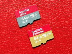 microSD SanDisk A1 Mexico