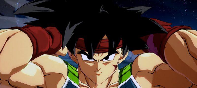 Bardock Dragon Ball FighterZ