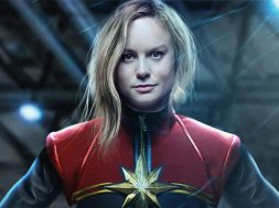 Captain Marvel Produccion