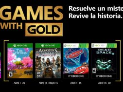 Games With Gold abril 2018