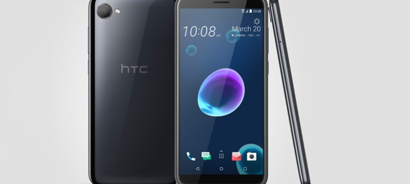 HTC Desire 12 lanzamiento